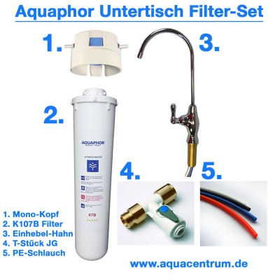 AQUAPHOR-WASSERFILTER-SET