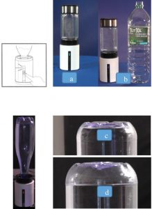 AquaVolta-Hydrogen-Booster-water activator-producing-hydrogen water