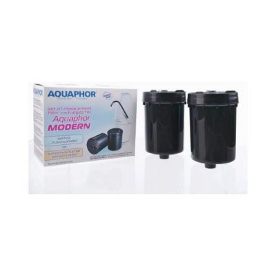 Replacement cartridges Aquaphor Modern