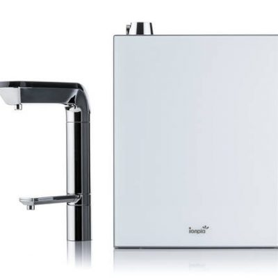 AquaVolta Elegance Under the counter Water Ionizer with faucet