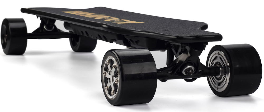 Koowheel 25-7 Electric Skateboard with Hub-Motors and external battery 1000