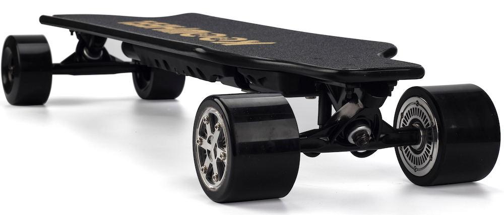 Koowheel 25-7 Electric Skateboard with Hub-Motors and external battery 1000