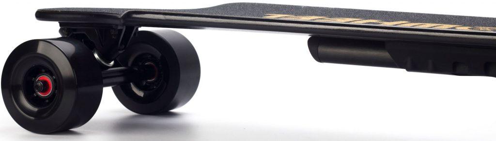 Koowheel 25-7 Electric Skateboard with Hub-Motors side front wheels eng 2000