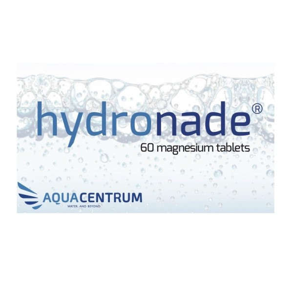 hydronade® Magnesium H2 - effervescent tablets for producing mineralized hydrogen water