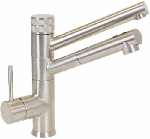 3-Wege-Wasserhahn-Cucina-Nickel-satiniert-mit-ausziehbarer-Brause-1-500x463