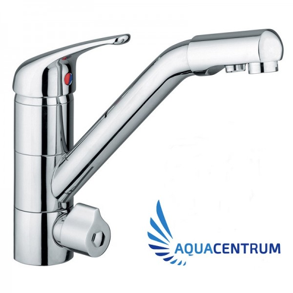 Hydroselect – 3 way kitchen tap