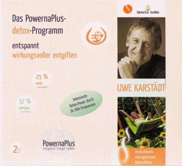 MP3 Download | PowernaPlus Detox | by Uwe Karstädt