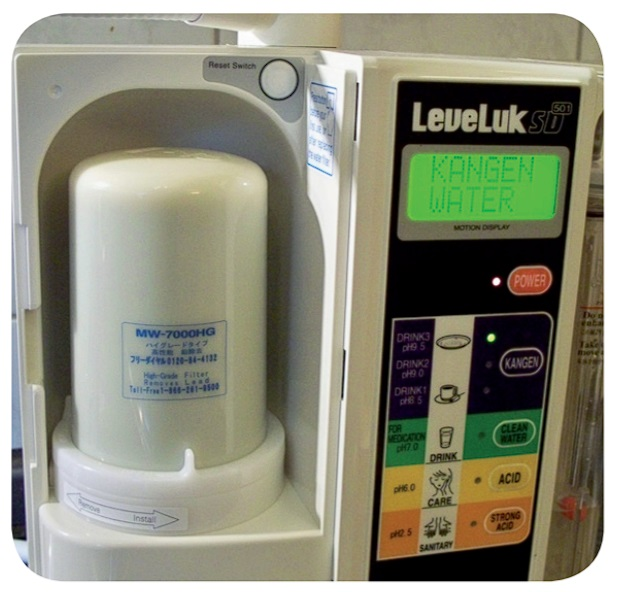 Leveluk-R-SD-501-Kangen-water-counter-top-water-ionizer