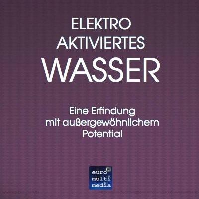 e-Book | Elektroaktiviertes Wasser | 431 Seiten