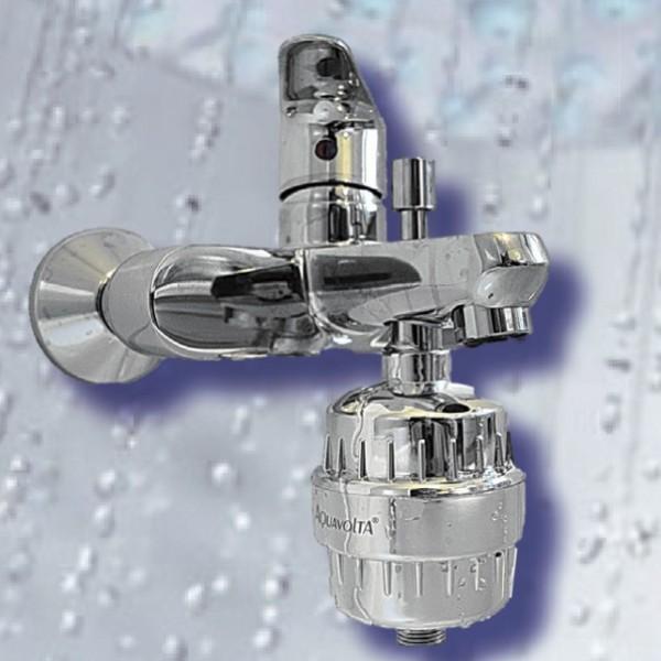 AquaVolta HEPTA-STEP | 7 kademeli duş ve banyo filtresi