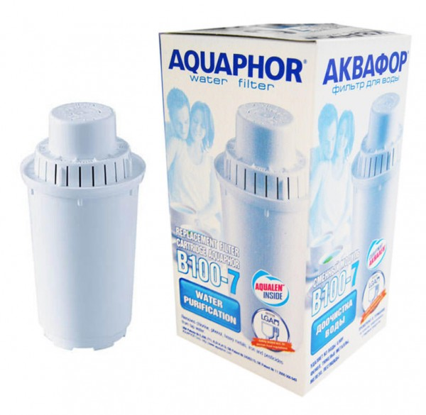 Aquaphor Prestige replacement cartridge B100-7 with few softeners