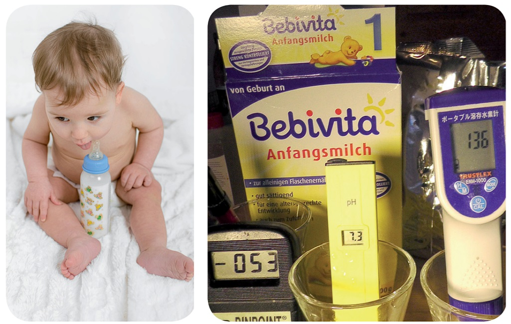 Activated-water-and-breast-milk