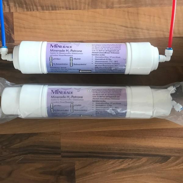 Minerade® H2-Shuttle pH+ | Pre or post mineralization cartridge