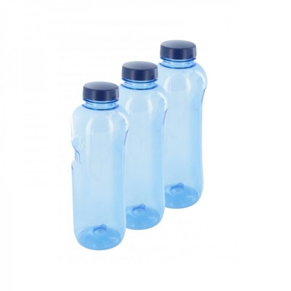 1 / 0,75 / 0,5 Liter Tritan water bottle incl. screw cap