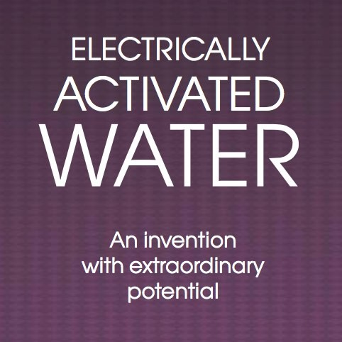 e-Book | Electrically Activated Water | 164 pages