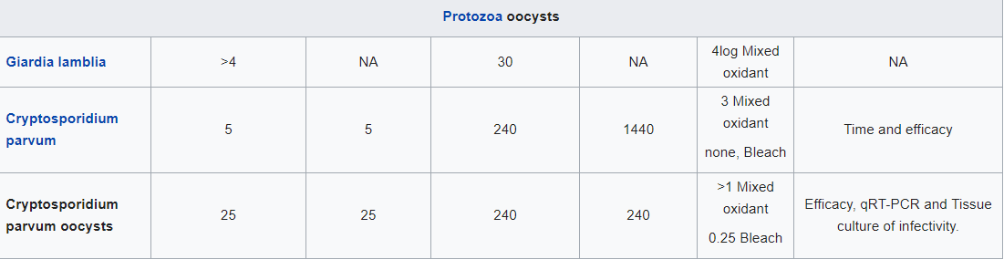 PROTOZOA-OOCYSTS