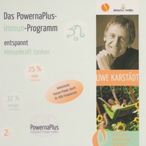 MP3 Download | PowernaPlus-Immune | by Uwe Karstädt