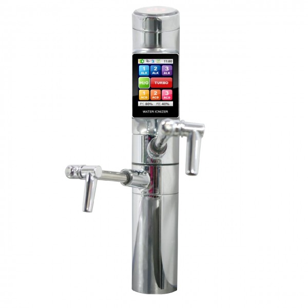 UCE 9000 Turbo Under the Counter Water Ionizer